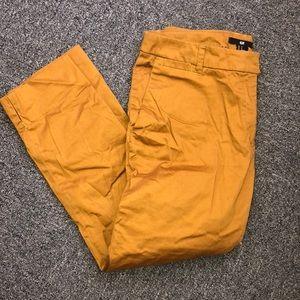 H&M Mustard Yellow Pants